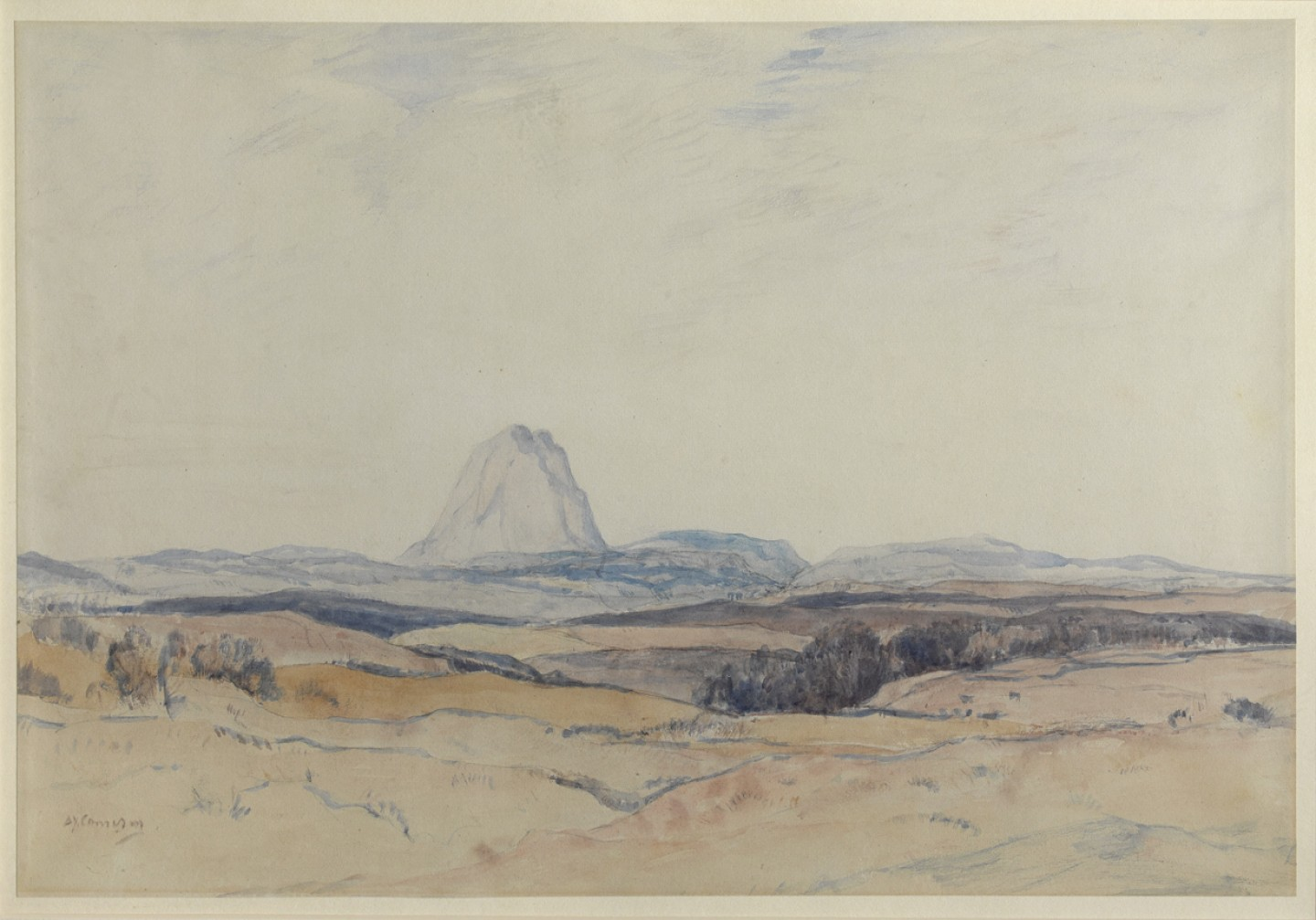 View of Suilven, Sutherland