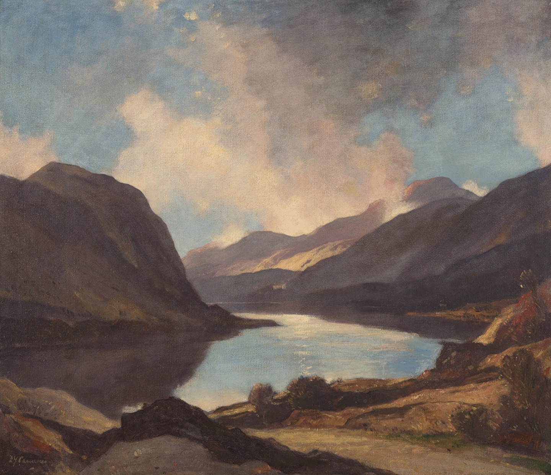 Loch Lubnaig, Perthshire