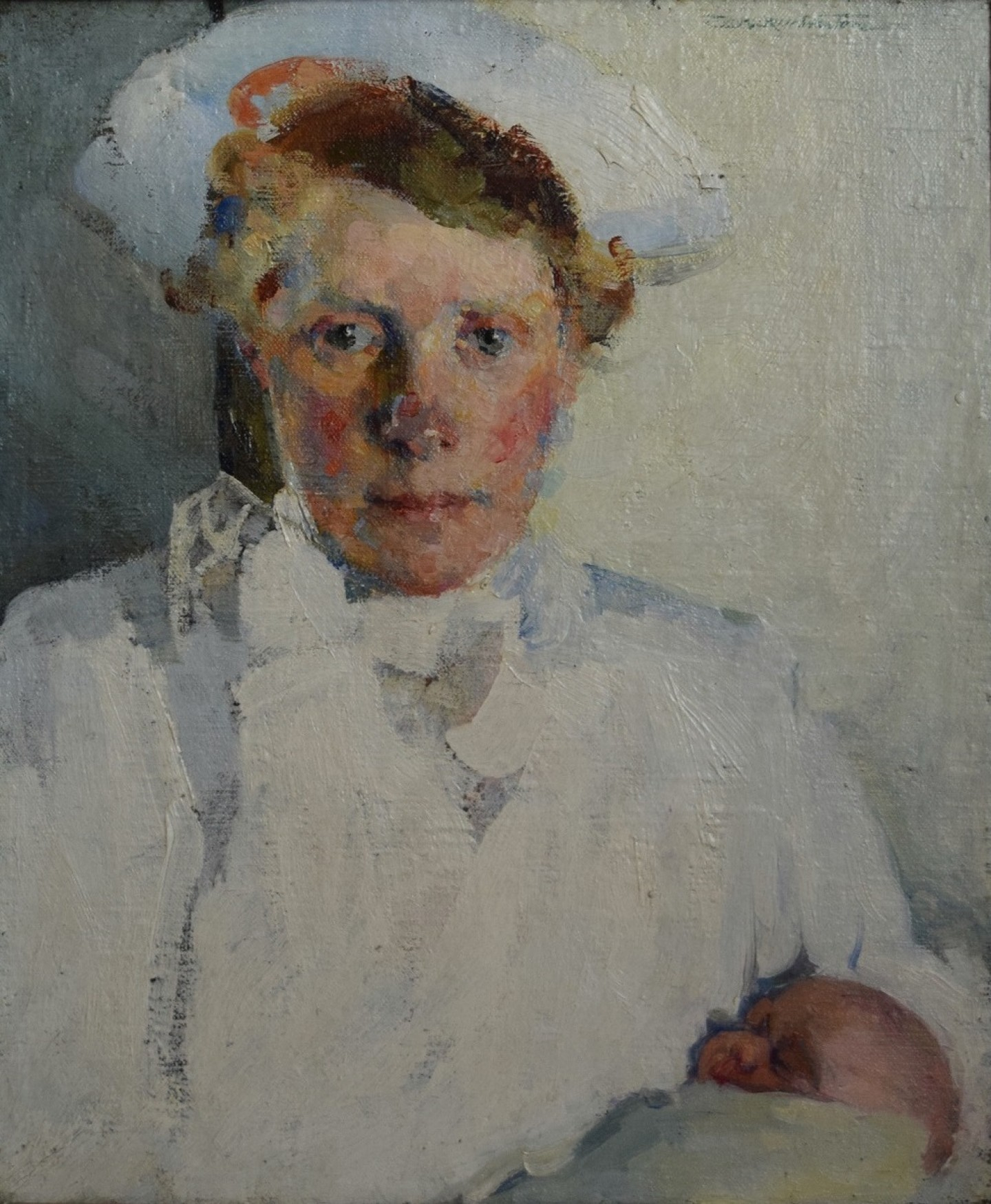 Nurse and Baby