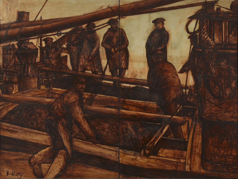 The Herring Fishers
