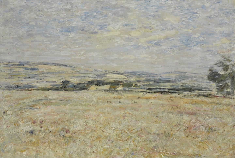 Barley Field, Sandy Dean