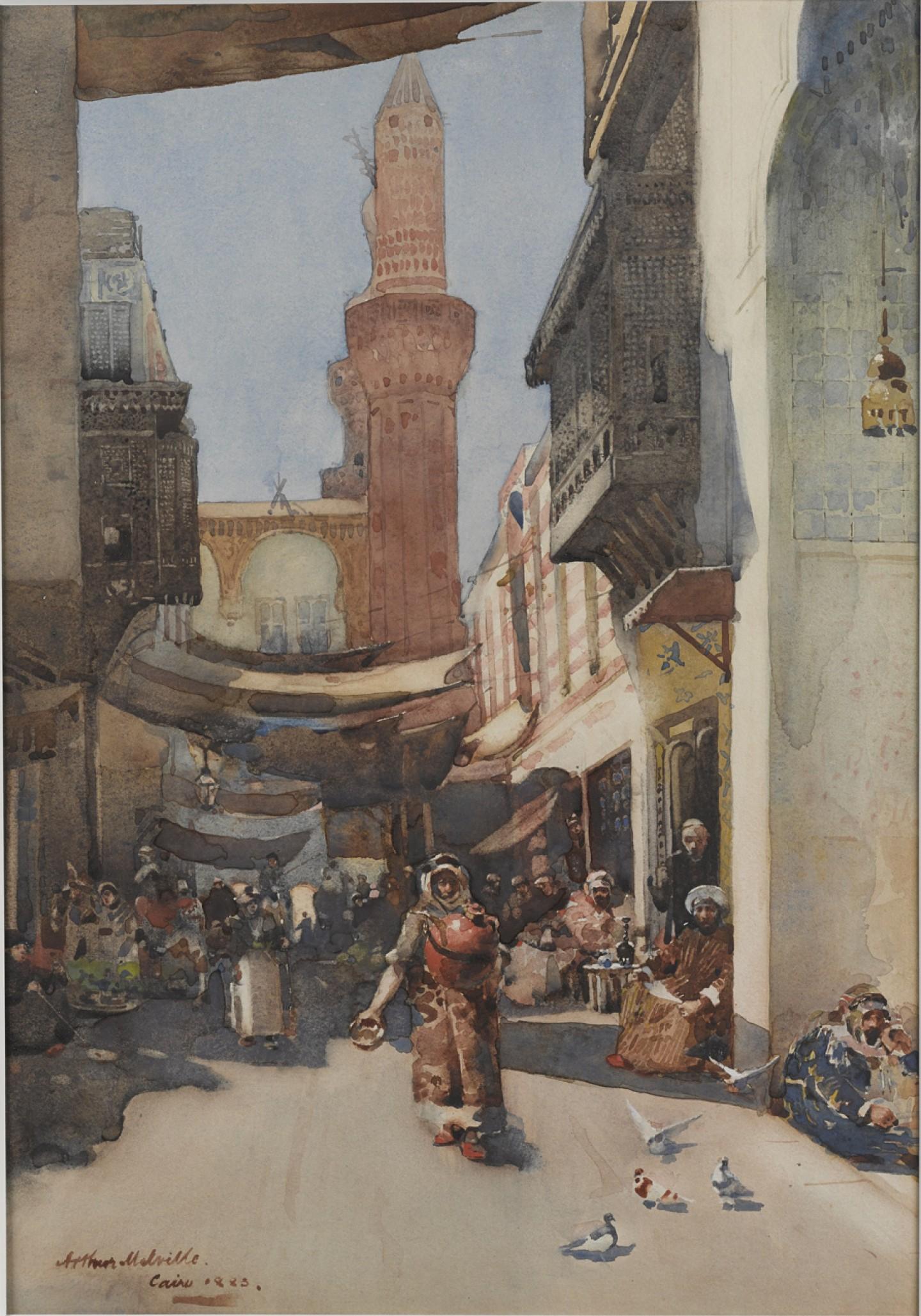 A Cairo Street
