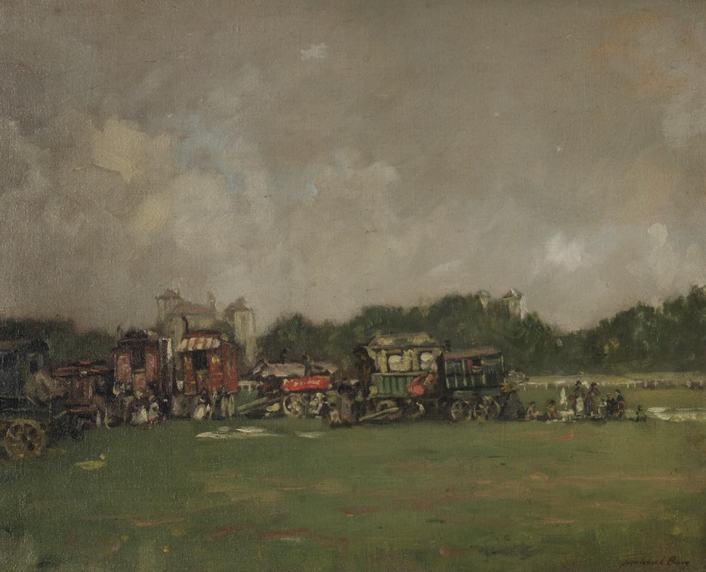 The Fair, Ayr Race Course