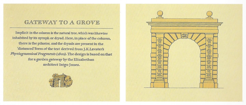 Gateway to a Grove