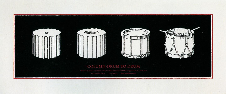 Column-Drum to Drum