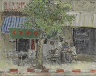 Cafe Fez, c. 1994