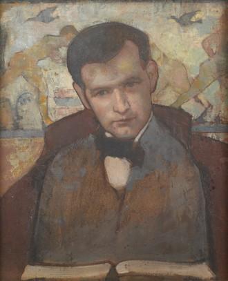 Portrait of James Michie, c. 1920