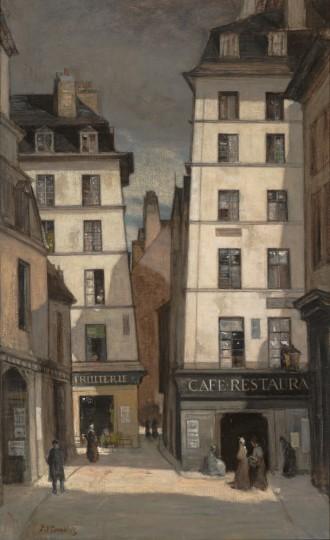 Old Paris, c.1910
