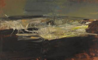 Winter Sea III, 1959