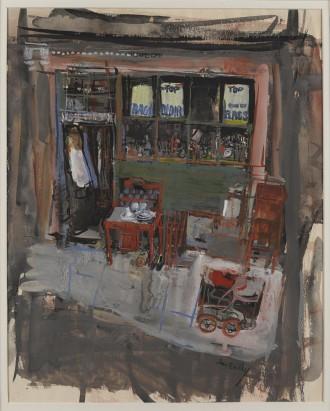 Rag and Bone Shop, Glasgow, Unknown