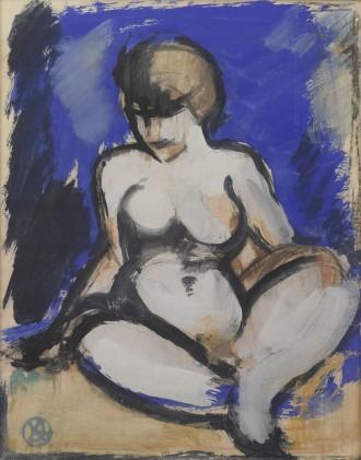 Blue Nude, c. 1909-10
