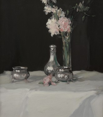 Jonquils and Silver, 1905