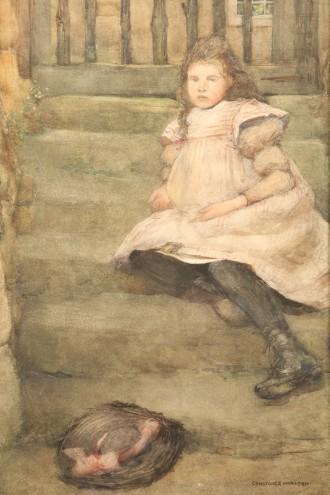 Day Dreams, c.1895
