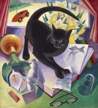 The Uncivilised Cat, 1930
