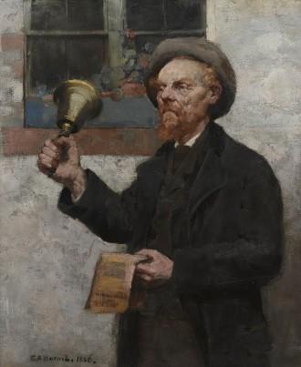 The Bellman, 1886