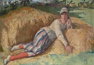 Cecile Walton (1891-1956), 1918