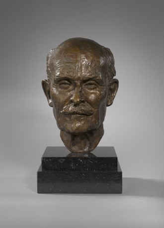Bust of Philip Fleming, Unknown