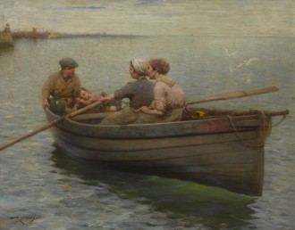 Rowing the Boat, Unknown