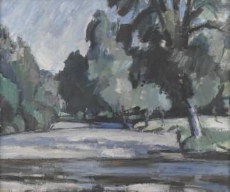 Perthshire Landscape, 1933