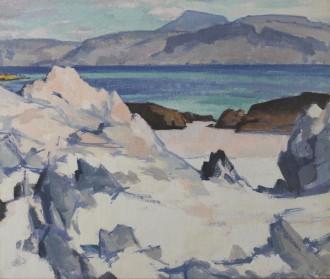 Green Sea, Iona, 1935