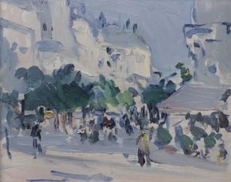 Paris Plage, 1907