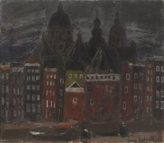 Amsterdam Buildings, c.1963