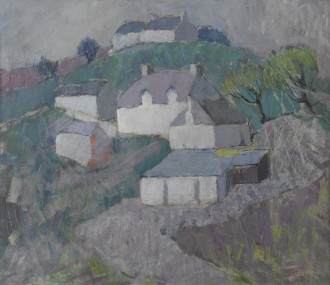 Houses at Ashkirk, Unknown