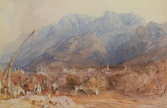 A North African Scene, Unknown