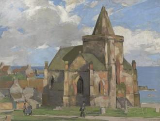 St. Monance Kirk, Unknown