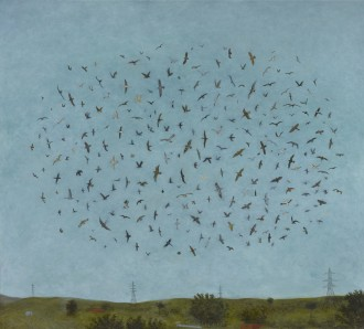 A Flock of Birds, 1999
