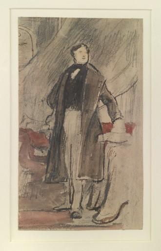 Study for Portrait of Daniel O'Connell, MP, Unknown