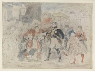 George IV in Edinburgh, 1822