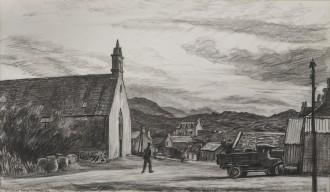 The Kirk, Isle of Harris, Unknown