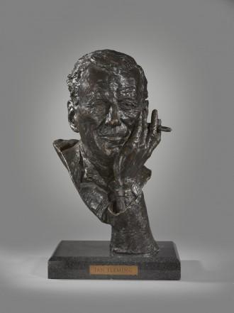 Portrait Bust of Ian Fleming, Unknown