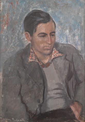 Portrait of Lindsay Michie, c. 1947 / 1948