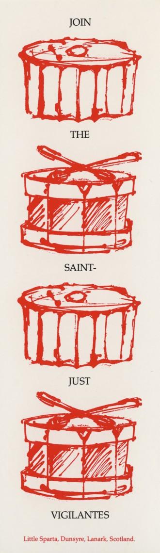 Join the Saint Juste Vigilantes, 1983