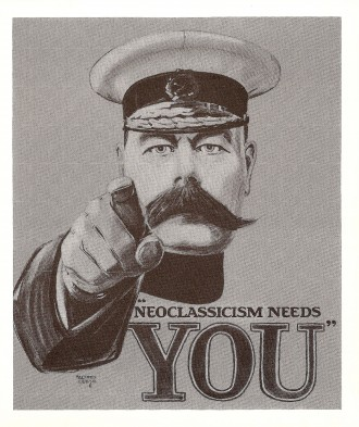 Neo-Classicism Needs You, 1983